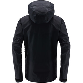 Haglöfs Spitz Jacket Men True Black